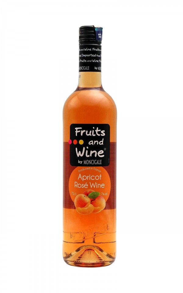 Fruits & Wine Apricot Rose