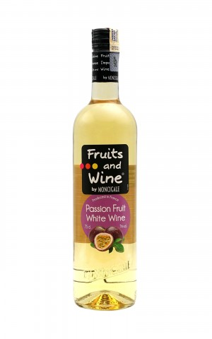 Passion Fruits White