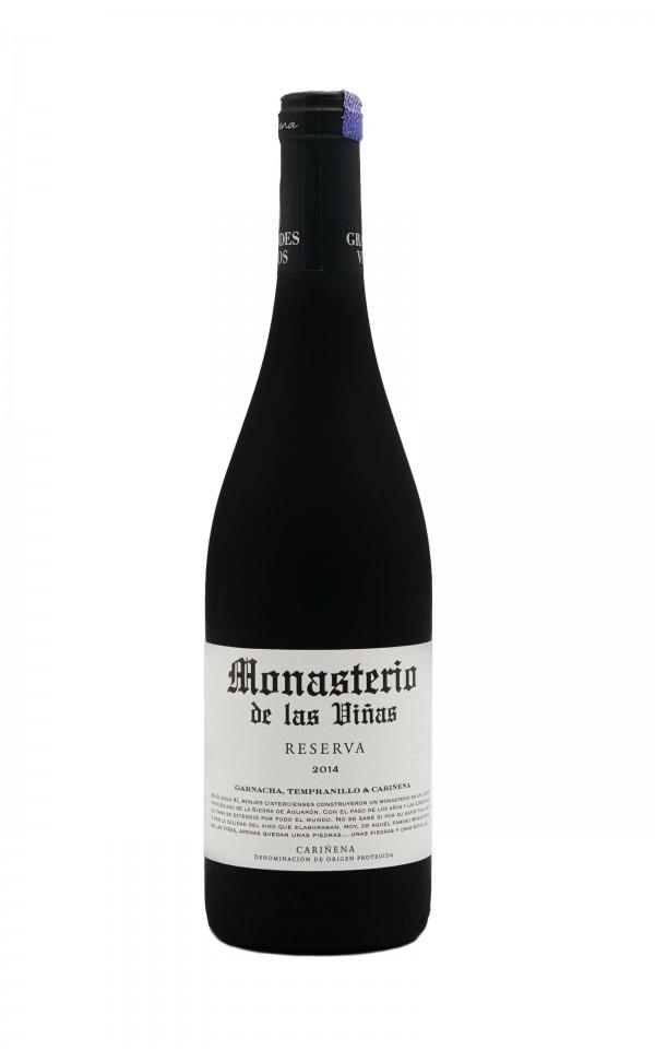 Grandes Vinos Monasterio De Las Vinas Reserva