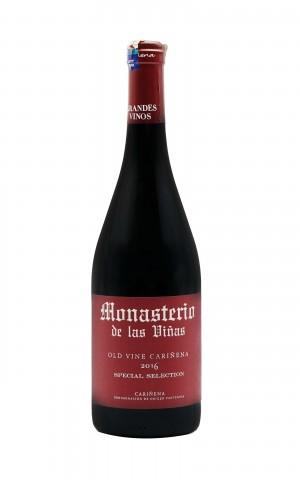 Grandes Vinos Monasterio De Las Vinas Old Vine Carinena