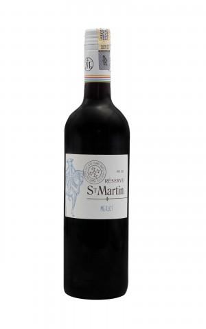Reserve Saint Martin Merlot