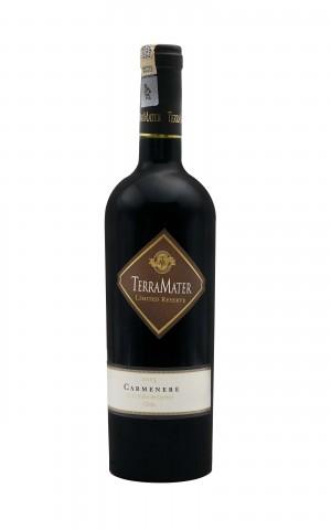 TerraMater Limited Reserve Carmenere