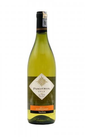 TerraMater Paso Del Sol Chardonnay