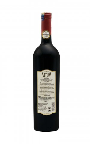 TerraMater Single Vineyard, Altum Cabernet Sauvignon