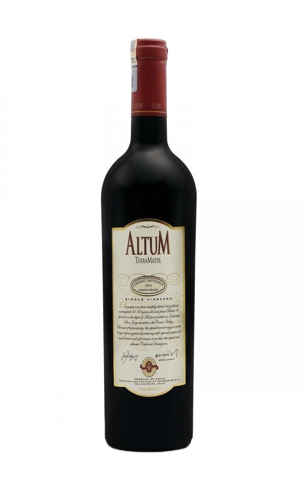 TerraMater Single Vineyard, Altum Cabernet Sauvignon
