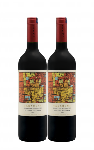 Casarena Winemaker's Selection Cabernet Sauvignon 2017 X2 COMBO