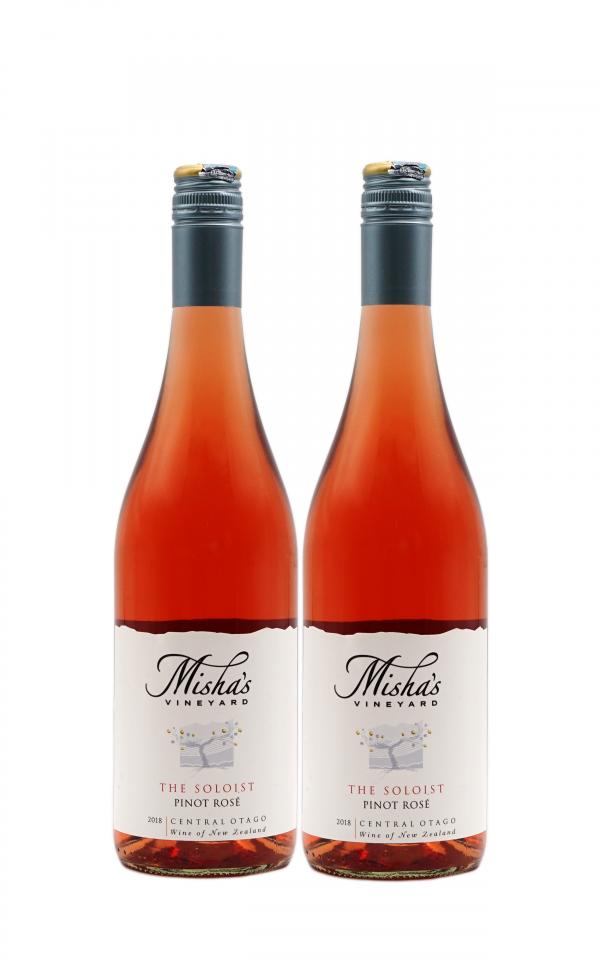 Misha's Vineyard The Soloist Combo